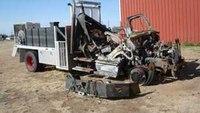 NIOSH: Firefighter died of burns after apparatus got stuck in sand