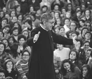 St. Josemaria Escriva, the founder of Opus Dei, preached that the path to sanctity lies in good works. Regardless of your religious beliefs or lack thereof, there is a lesson in there for EMS providers. (Photo/Diocese of Trenton)