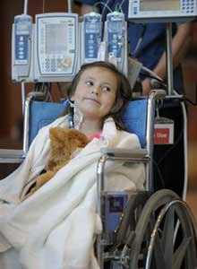 7 Year Old Colo Girl Recovers From Bubonic Plague