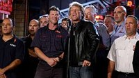 Bon Jovi in 9/11 encore sings for NY firefighters