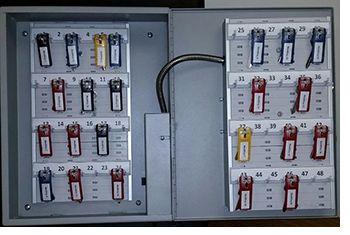 MedixSafe- Key Care Cabinet