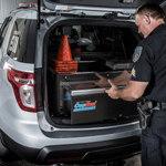 CopBox Cabinet – Patrol Series secure storage