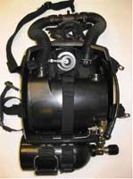 LAR V Closed-Circuit Oxygen Rebreather