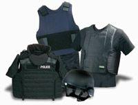 ForeceField Body Armor Line