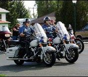 Motorcycle Patrol