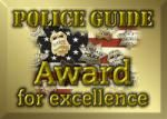 Police Guide Award for Excellence