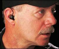 Invisio bone-mic headset