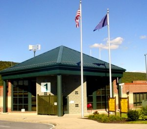 Two inmates inside SCI-Coal Township are facing aggravated assault charges for attacking another inmate. (Photo/DOC)