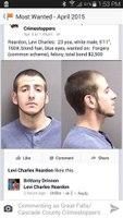Man arrested after 'liking' mug shot on Facebook posts bond