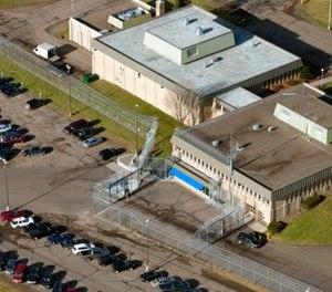 This Dec. 10, 2015, aerial file photo, shows Lincoln Hills juvenile prison in Irma, Wis. Gov. (Mark Hoffman/Milwaukee Journal-Sentinel via AP, File)/Milwaukee Journal-Sentinel via AP)