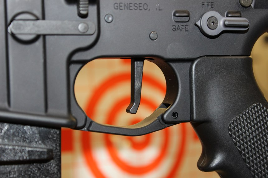 The Franklin Armory BFS III is more expensive than other options, but does a whole lot more.
