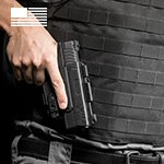 ShapeShift MOLLE Holster, compatible with PALS webbing