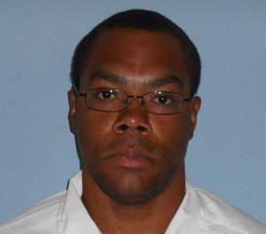 Pictured is Frank Dwayne Ellington. (Photo/Alabama Department of Corrections)