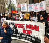 Mumia Abu-Jamal's appeals hearing continued until August