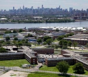 Rikers Island. (AP Photo/Seth Wenig, File)