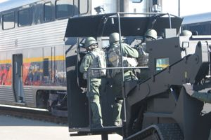 Approaching the Amtrak Hostage Rescue