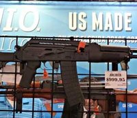 SHOT Show 2014: The Archer AK-47 clone in 5.56 NATO