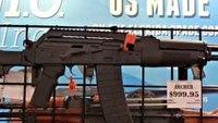 SHOT Show 2014: The Archer AK-47 clone in 5.56 NATO