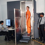 B-SCAN – Inmate X-ray Body Scanner for Security Checkpoints