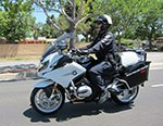 2016 BMW R 1200 RT-P Motorcycle