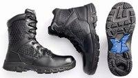 Bates Footwear unveils Code 6 Tactical Boot
