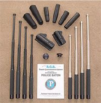 telescopic battons, billy clubs police, police with billy clubs, leather billy club, solid steel baton, extendable, casco expandable, compact extendable batons, 26 expandable flashlight batons, truncheon, asp batons, police batons that extend, asp tactical defender, extending baton, attack, telescopic baton europe