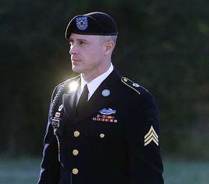 Army Sgt. Bowe Bergdahl, who was held captive by the Taliban for half a decade after abandoning his Afghanistan post, is expected to plead guilty to desertion and misbehavior before the enemy. (Photo/AP)