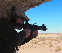 SHOT Show 2014: Shooting the 7.5-inch DoubleStar SBR