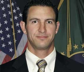 This undated photo provided by U.S. Customs and Border Protection shows Border Patrol agent Nicolas Ivie. (AP Image)