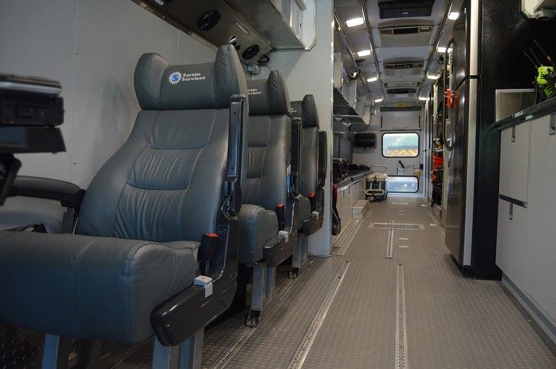 Dual purpose seating.