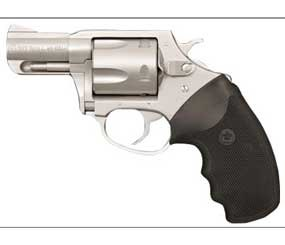 The Charter Arms Pitbull .40 Rimless Revolver is based on the five-shot .44 Special Pitbull, a handgun known for plenty of bang for the buck. (Image Courtesy of Charter Arms)