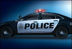 The Next-Generation Police Interceptor from Ford