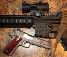 """Check this space on March 13 (and in the PoliceOne Quarterly Firearms Newsletter going out the same date) for the companion """"part two"""" of this column in which I will be reviewing the Colt M4 Advanced Law Enforcement Carbine. (PoliceOne Image)"""