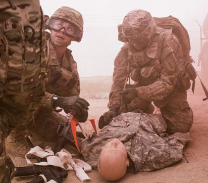 How military medics can transition to civilian EMS