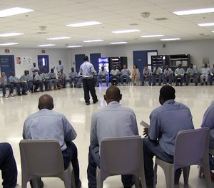 A central factor in VADOC reducing recidivism rates is the implementation of a reentry modality called the Cognitive Community model.