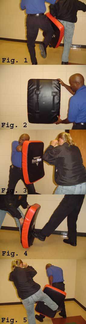 Defensive Tactics Training with RedMan Training Gear