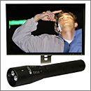 DVF Flashlight Video Camera