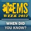 EMS Week 2012