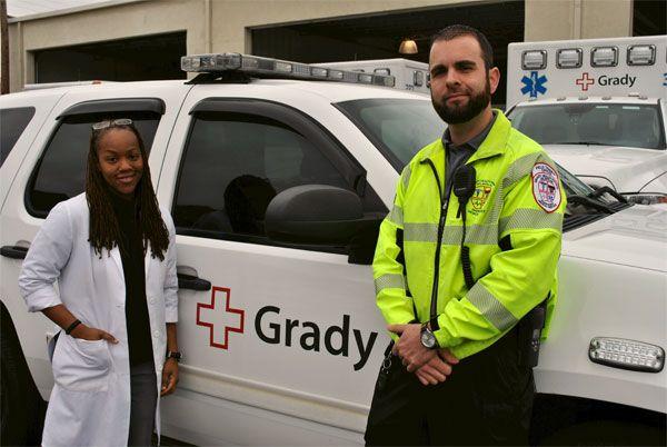 Grady EMS Community Paramedicine
