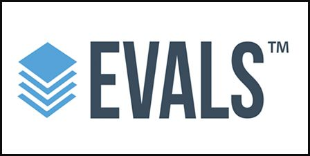 EVALS logo, Praetorian Digital acquires EVALS, creating the first learning platform to mobilize skills tracking