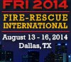Fire-Rescue International 2014
