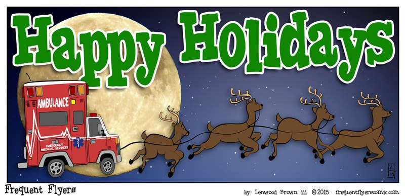 Happy Holidays from EMS1