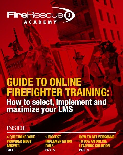 Firefighter Online Training Guidebook