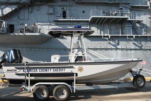 ACSO Maritime Patrol Vehicle