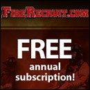 Annual Subscription to FireRecruit.com