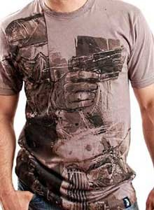 Photo Rak WearRak Wear has created a range of unqiue designs for responders.