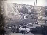 Fire history: N.H. city converts fuel tankers to fire engines at hight of WWII