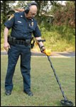 CSI 250 Ground Search Detector from Garrett Metal Detectors