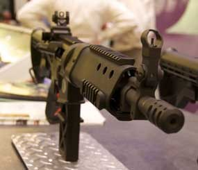 After seeing the Gen III Delta Carbon Fiber Forearms for AR-15s by Precision Reflex Incorporated, I want to try this product on my carbine to see if there is a dampening effect. (PoliceOne Image)