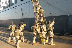California Department of Corrections & Rehabilitation Storm the Ship